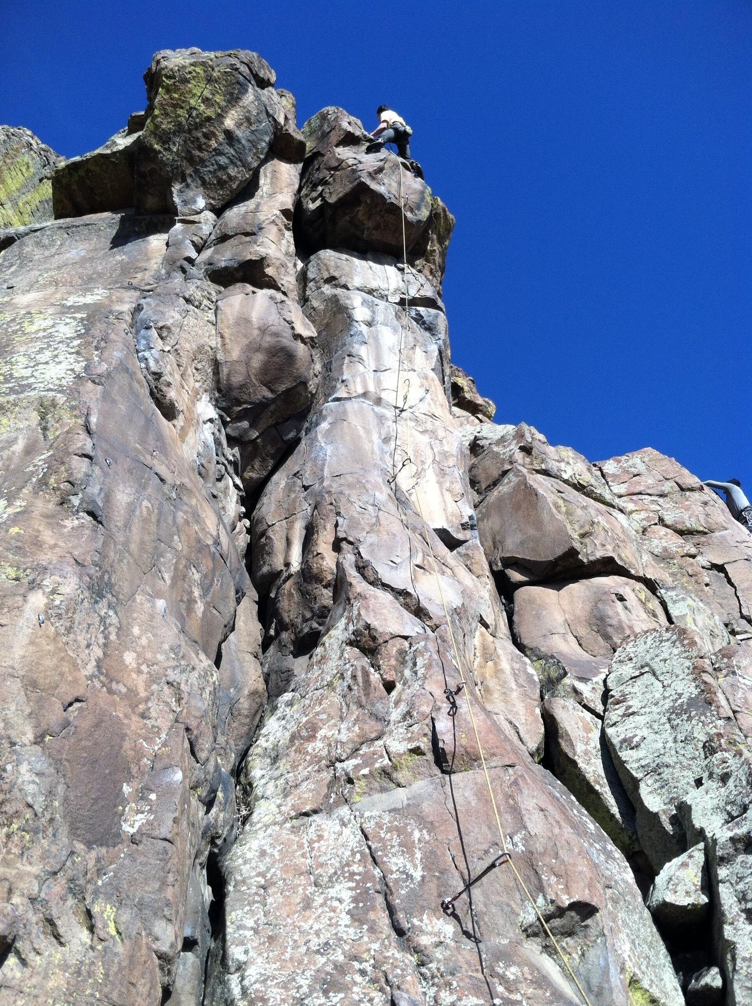 mountain climbing experience essay